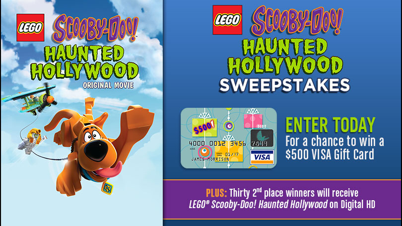 Scooby-Doo and KISS: Rock and Roll Mystery Sweepstakes